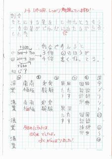 札幌市立平岸高台小学校 ニュース H31 自主学習